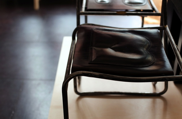 'Lady' chair, Bums on Seats
