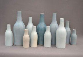 Corinna Kenyon-Wade - porcelain vessels