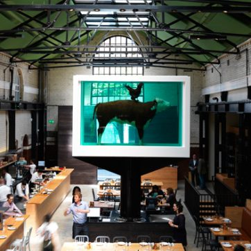 London Design Festival food offers