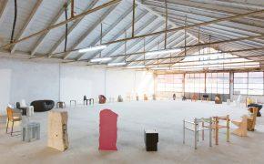 Max Lamb: 100 chairs