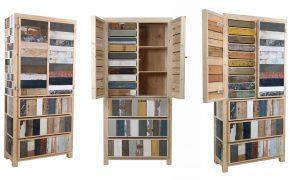 Piet Hein Eek Scrapwood cupboards