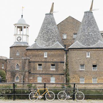 tokyobike x ACE Hotel London Summer Ride Series