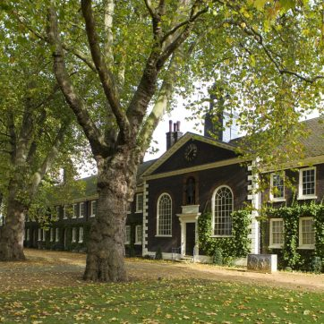 The Geffrye Museum of the Home