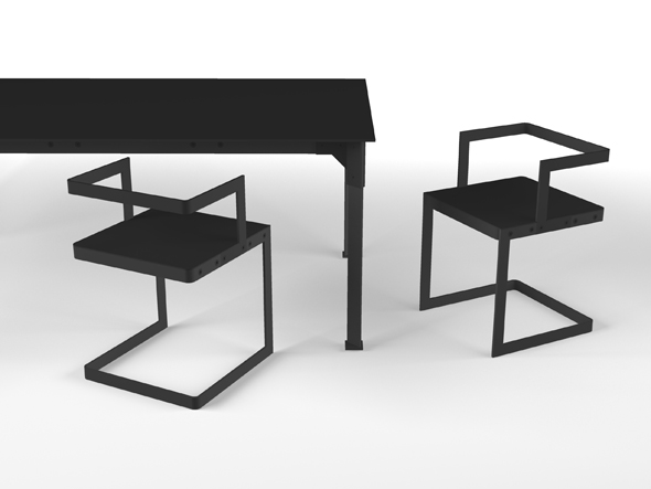 chair table render2