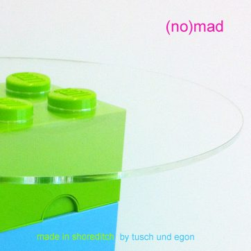 Launch of the (no)mad table by Tusch und Egon