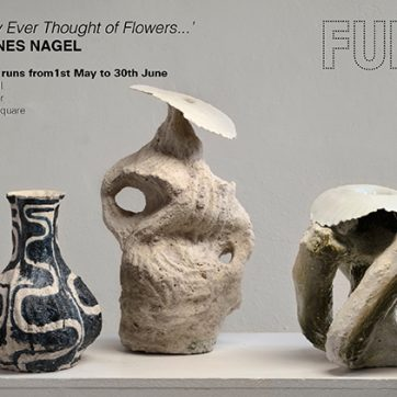 'I Hardly Ever Thought of Flowers…'