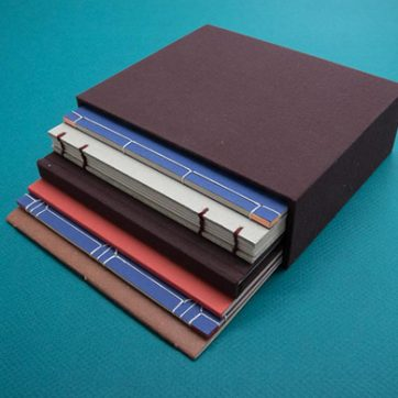 Book Works Bookbinding for Beginners Courses