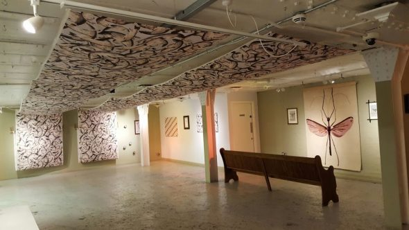 eve spencer Untamed Company CNB Gallery