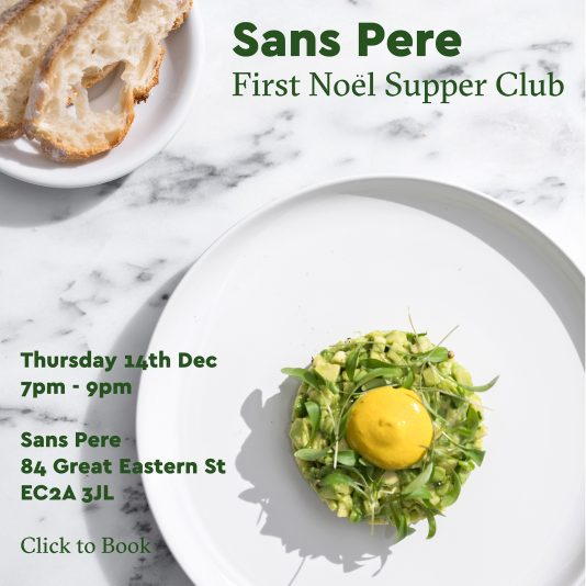Sans Pere Supper Club