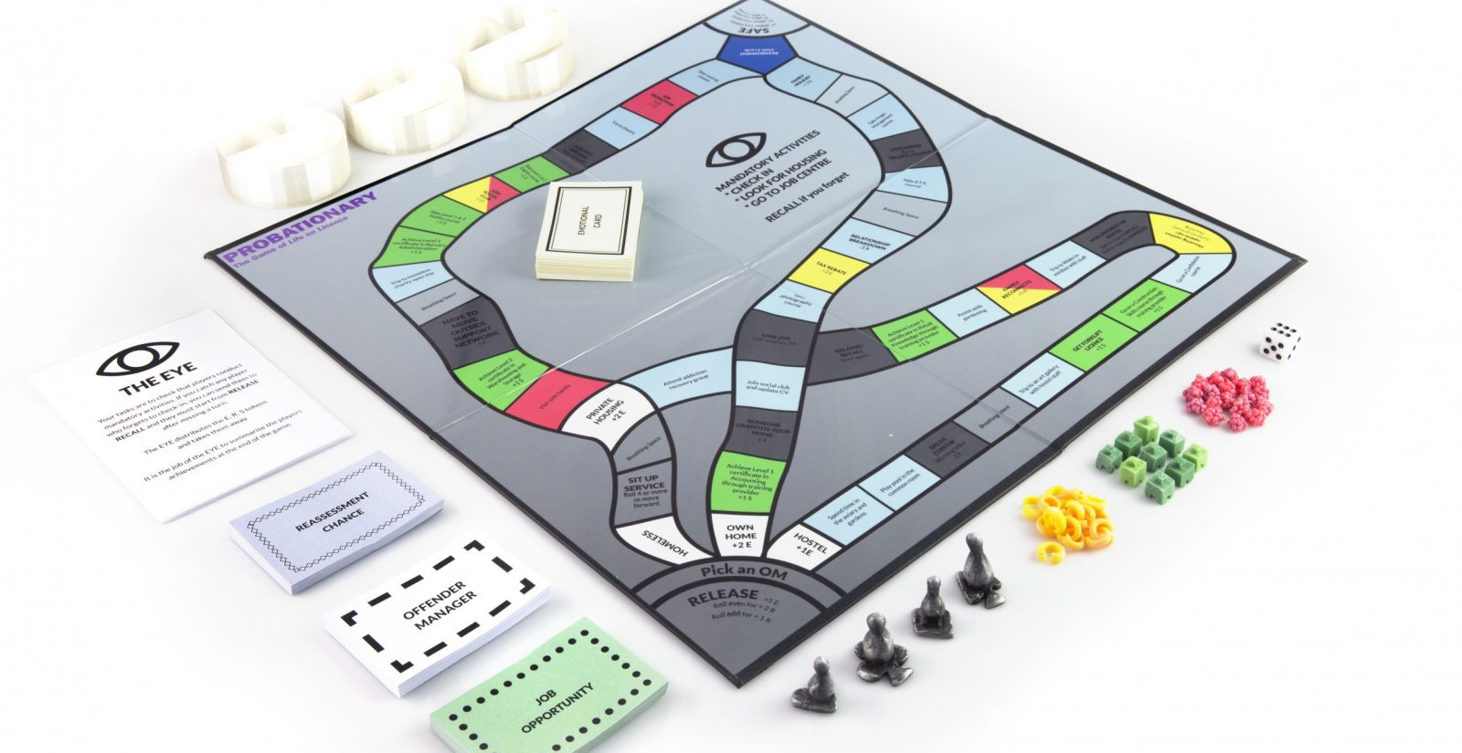 Probationary: The Game of Life on Licence