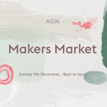 Makers Market at AIDA Shoreditch