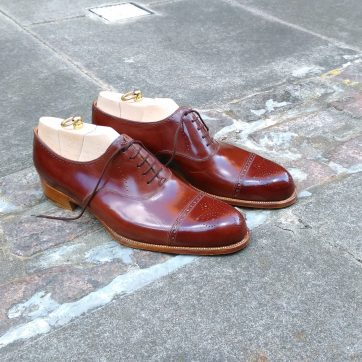 Carreducker bespoke shoemakers