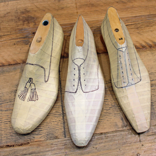 footwear patterns