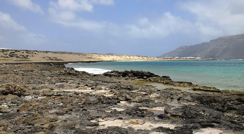 LaGraciosa beach