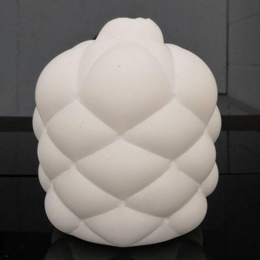 Raspberry vase model by Aga Robak